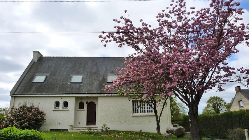 Maison familiale proche Carnac et Auray - Ploemel - Holiday home