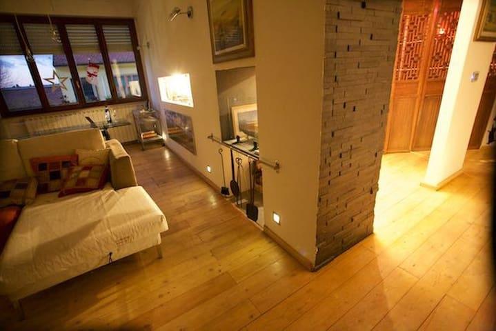 ...design flat! - Viareggio - Daire