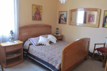 Confortable habitación matrimonial