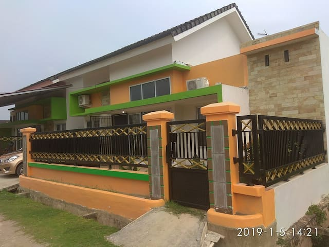 Home Near Opi Mall, TolGate, JakabaringSportCenter
