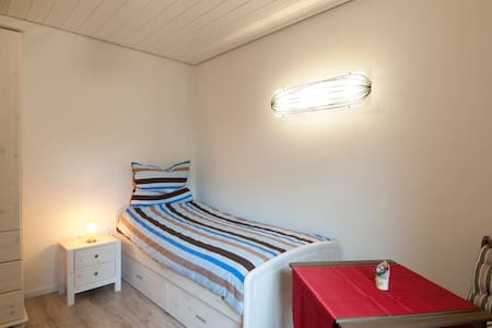 Modern ausgestattetes Einzelzimmer - Werdohl - 独立屋