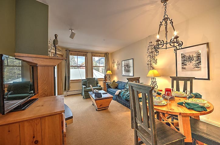 River Run Village at Keystone!  Ski in/Ski out! - Keystone - Apartment