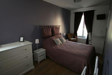 chambre cosy et tout confort au centre du village - Mortagne-du-Nord