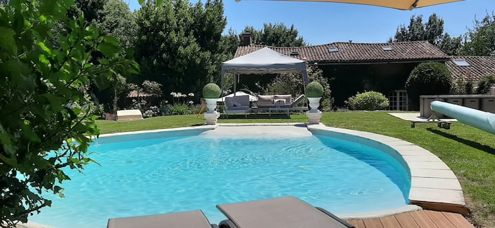 La Finesse B&B,dble avec piscine,proche Puy du Fou
