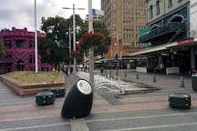 Live In Taylor Square