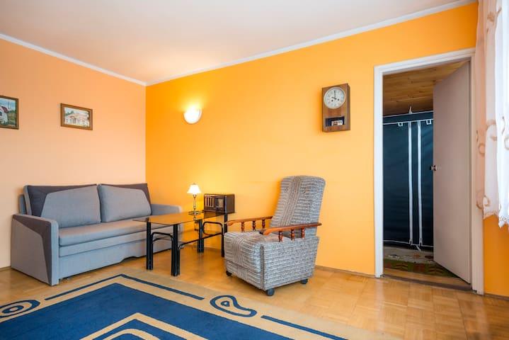 Apartament na skraju Lasu Wolskiego - Cracovia - Apartamento