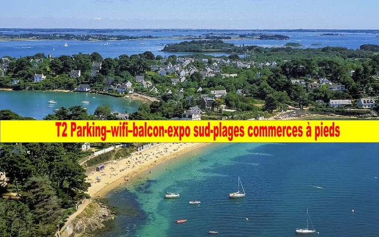 Saint Philibert beaches and shops on foot - Saint-Philibert - Apartamento