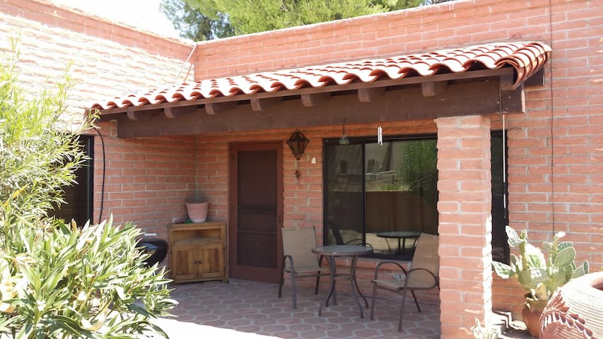 Charming Tubac Villa within Tubac Golf Resort