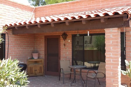 Charming Tubac Villa within Tubac Golf Resort - Tubac - Talo