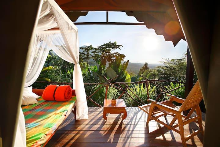 Sang Giri Mountain Tent Resort Bali - Penebel - 帳篷