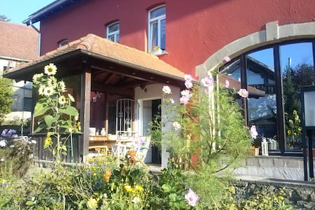 Gästehaus Neumühle/Mandelbachtal/FW - Mandelbachtal - 公寓