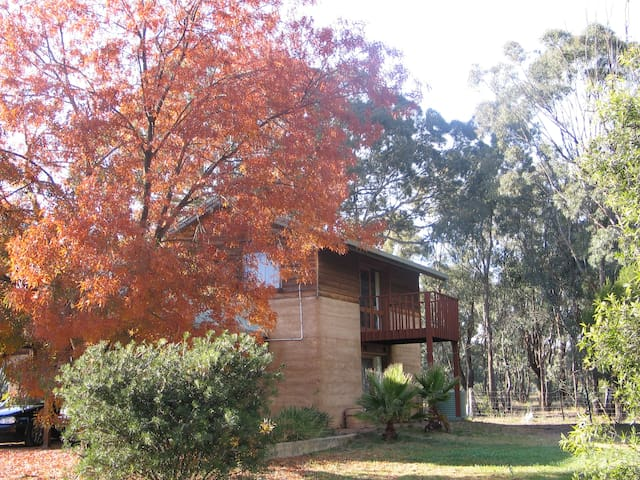 The Studio At Murrumbateman - Murrumbateman - บ้านดิน