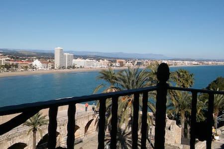 Casa con fantásticas vistas al mar3 - Peñíscola