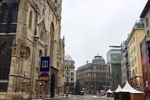 St.Stephen's Square (Stephansplatz)