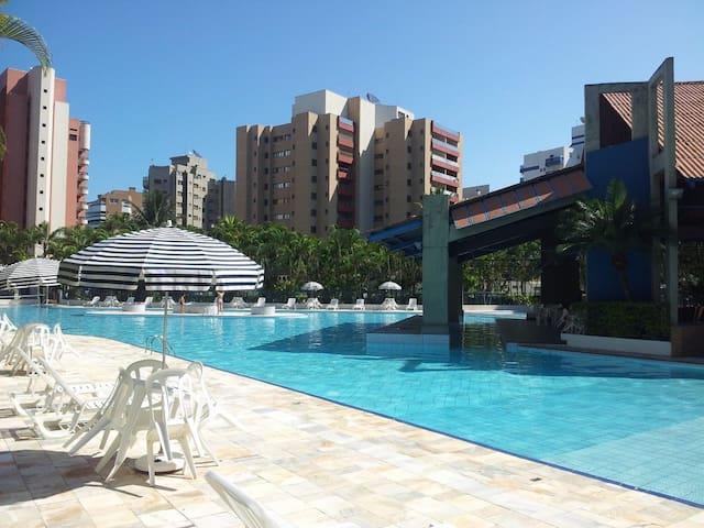 O Melhor Lazer na Riviera a 50 mts da praia