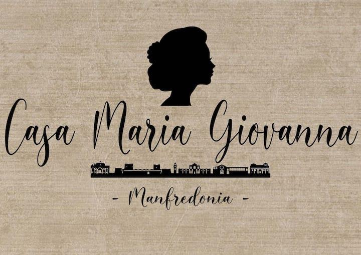 Casa Maria Giovanna Manfredonia