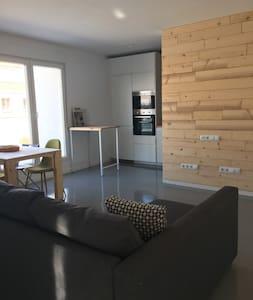 Green apartment with terrace - Burlada - Apartamento