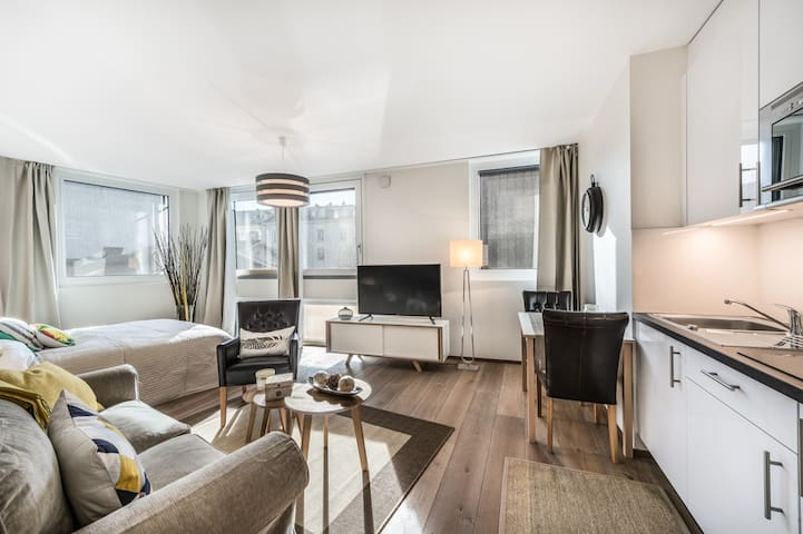 New Studio Close to Center and P&G - Genève - Apartemen