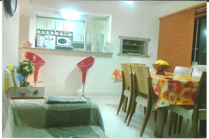 APARTAMENTO 2 DORMITORIOS CENTRO CAPÃO DA CANOA - Rio Grande do Sul - Apartment