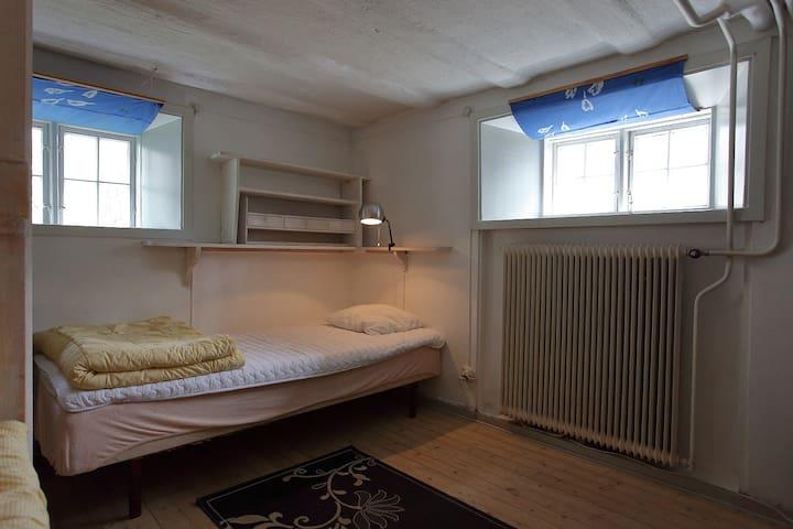 Mysig Visbylägenhet nära havet - Visby - Apartment
