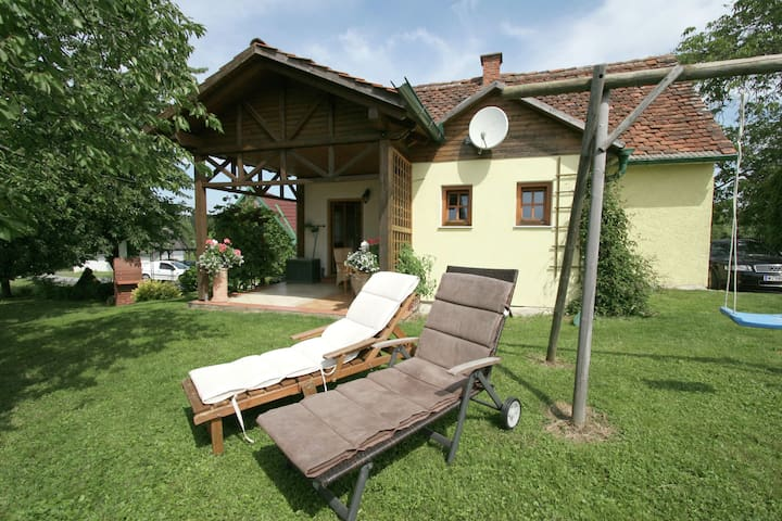 Quaint Apartment in Styria with Barbecue