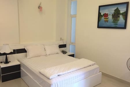 New luxury 20m2 room in downtown, near the beach - tp. Nha Trang