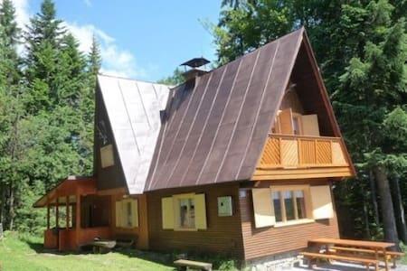 Chata Magurka Oravice - Vitanová - Apartamento