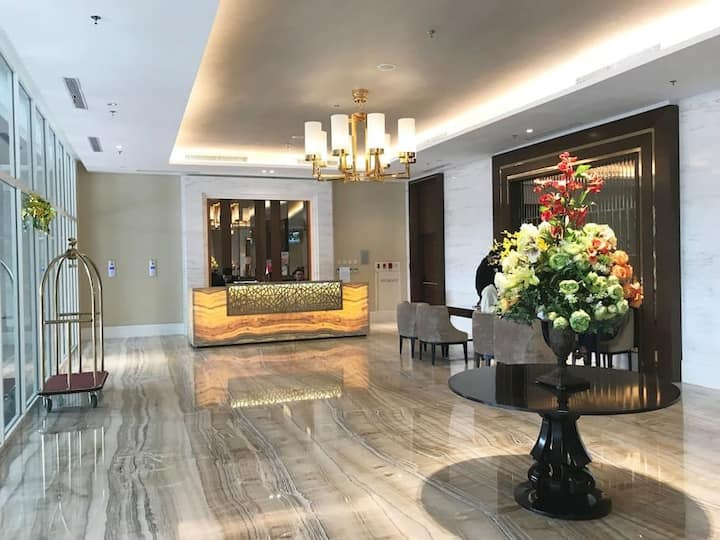 2BR Apartment in Menteng Park, Central Jakarta