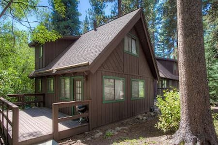 Great Tahoe Cabin in Forest Setting - Incline Village