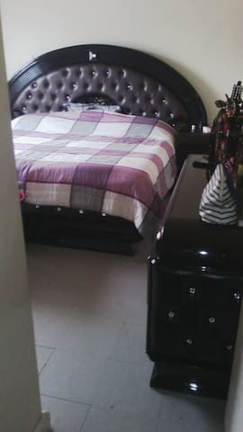 Maisonette fully furnished and serviced