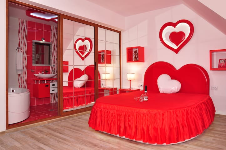 Love Room - Ruse - Appartement