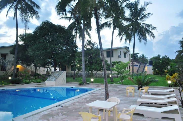Mombasa North coast fully furnished studio - Mtwapa