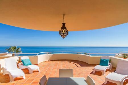 MIRADOR DE BERMUDA BEACH - Estepona - Lägenhet