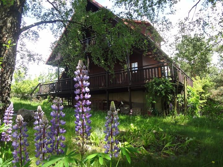 Rodzinny Dom na Kaszubach