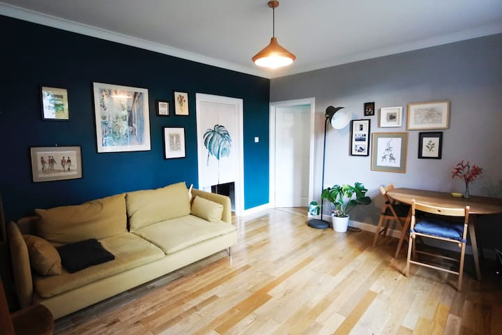 Home sweet home - 2 bedroom flat near Murrayfield