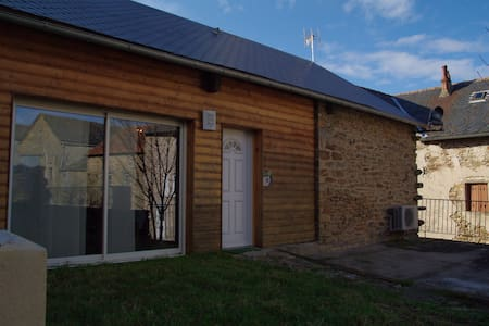 LAGRANGE GITE 3* - Comps-la-Grand-Ville - Hus
