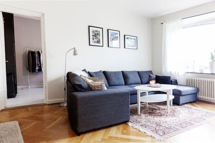 Central, fräsch lägenhet uthyres - Göteborg - Appartement