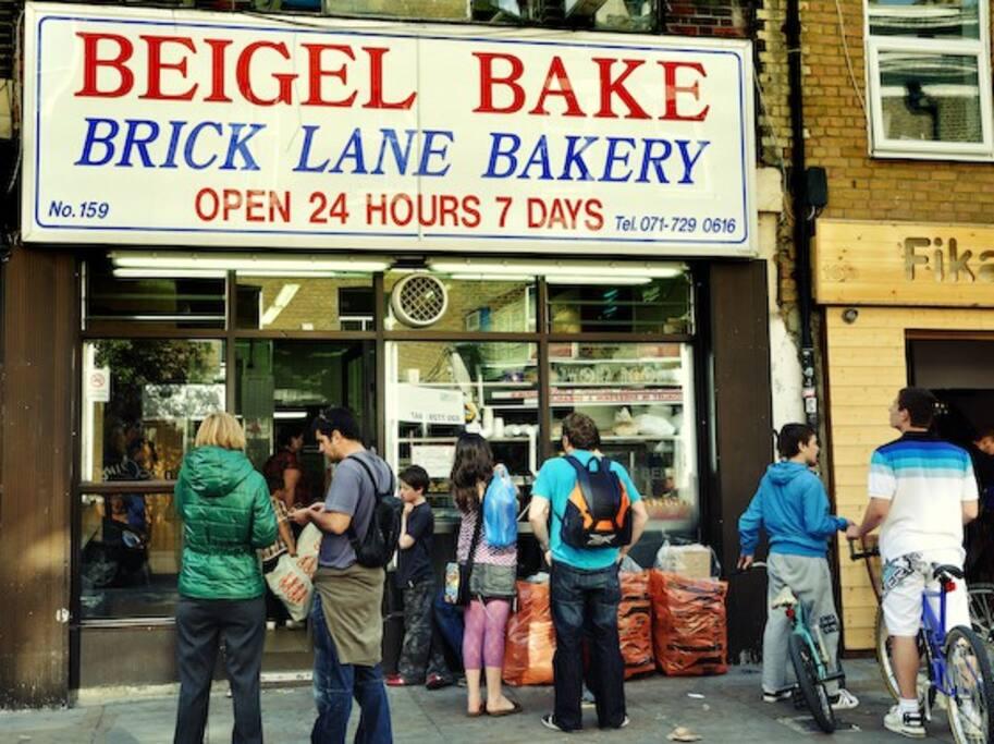 Famous Bagel Shop On Your Doorstep