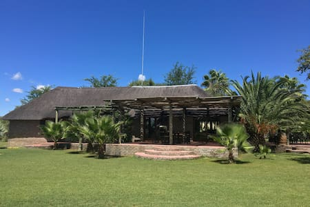 Palm Afrique Lodge