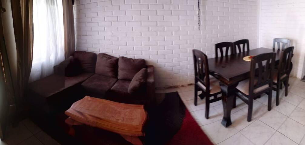 Acogedora casa de verano