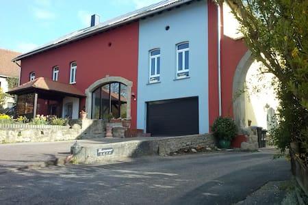 Gästehaus Neumühle/Mandelbachtal/EZ - Mandelbachtal