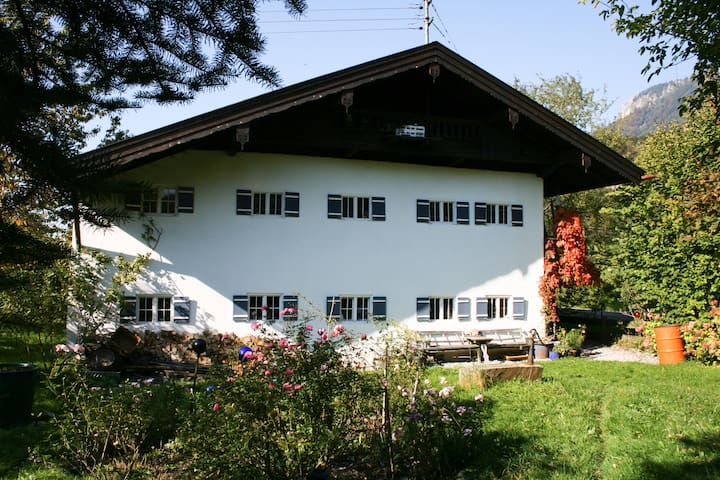 Windshausen 84 - Nußdorf am Inn - Hus