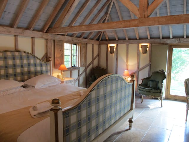 The Oak Barn, Self Catering 5*star gold - Benenden - Haus