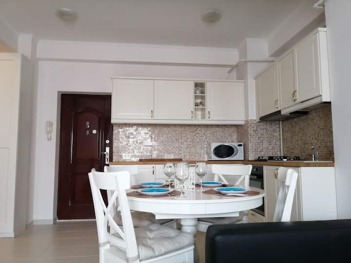 Luxury apartment Militari Residence