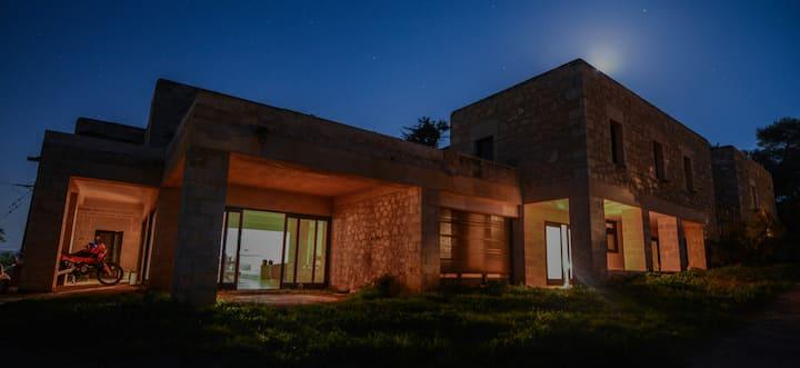 Art Villa on Aegina Island