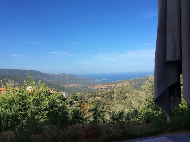Entre mer et montagne - Sari-d'Orcino - House