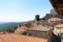la Vista del Castello