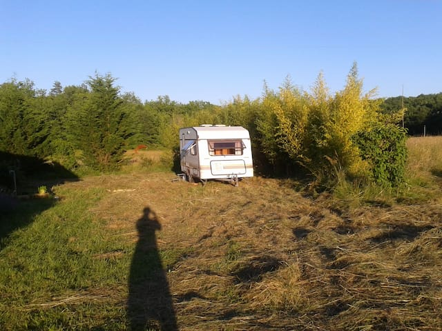 Caravan for 2 persons - Gignac - Chalet