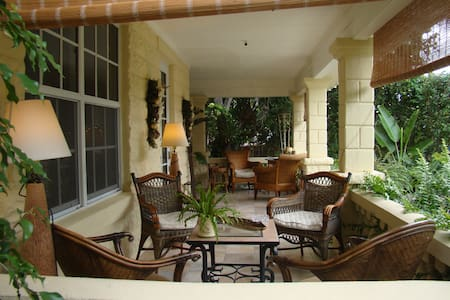 Tropical Elegance Close to All(2-A) - Miami - Rumah