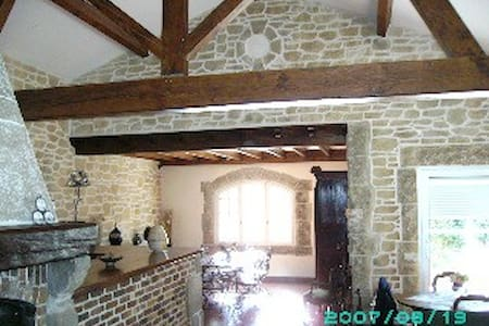 Chambre OR - LA TALAUDIERE - Bed & Breakfast